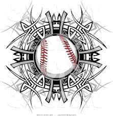 baseball tribal tattoos cool tattoos bonbaden