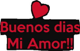 imagenes gif buenos dias mi amor good morning sticker by imoji for ios android giphy