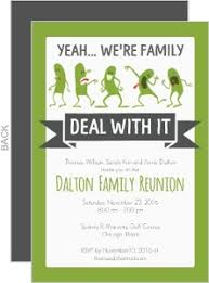 outstanding family reunion invitation cards 81 in simple wedding