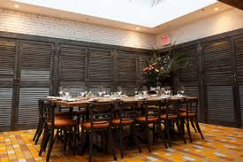 amali restaurant and bar nyc skylight room 115 e 60th street