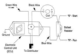 ignition coil ballast resistor wiring diagram elvenlabs com
