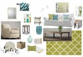 Turquoise Living Room Decor Living Room Color Palette 3 Ways Satori Design For Living