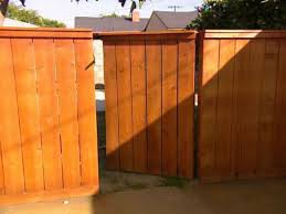 How To Building A Wooden Gate HGTV - Backyard gate designs