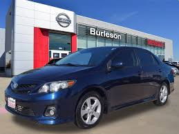 used 2011 toyota corolla for sale in burleson tx vin