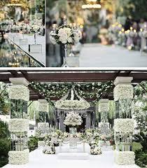 outdoor wedding decorations cherry