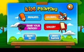 kids painting lite android apps on google play