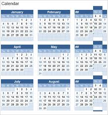 sample annual calendar topic driven conversation calendar the