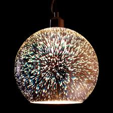 Light Up Stars For The Ceiling by Buy John Lewis Oberon Holographic Pendant Ceiling Light Multi