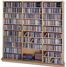 leslie dame media storage cabinet amazon com leslie dame ms 1400dc mission style multimedia storage