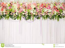 wedding flowers decoration beautiful flower wedding decoration royalty free stock image