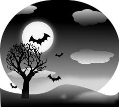 halloween silhouette png clipart halloween landscape