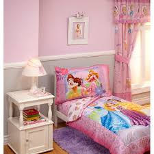 Disney Princess Bedroom Furniture Set by Disney Princess Timeless Elegance 4piece Toddler Bedding Set