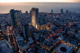 photos the monumental rise of tel aviv the tower