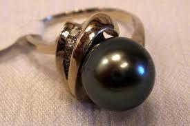 jewelry pearl rings images Black pearl jewelry tahitian rings necklaces earrings bracelets jpg