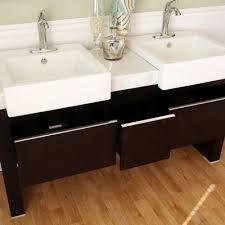 bellaterra home 804375 bathroom vanity black finish white marble