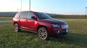 jeep compass 2014 2014 jeep compass limited 4x4 review