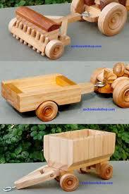tracteur en bois les 98 meilleures images du tableau toys sur pinterest jouets en
