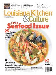 subscribe louisiana kitchen u0026 culture magazine louisiana kitchen