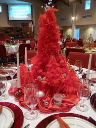 christmas decor for round tables only from scratch christmas tablescapes