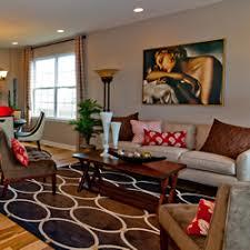 model home interiors classy design luxe k hovnanian hunt club lr