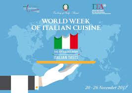 world week of italian cuisine 2017 is happening in beirut