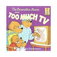 the berenstain bears and much tv time books