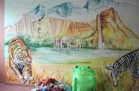 fresque murale chambre bébé fresque murale chambre bb best gallery of deco mural chambre bebe