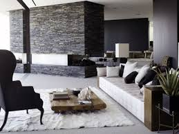 living room mesmerizing modern style living room with dark