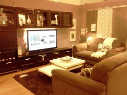 Ikea Home Decorations Living Room Ikea Living Room Ideas With Grey Wall Matched With
