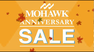 flooring 101 mohawk anniversary sale