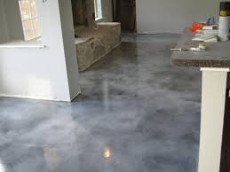 Laminate Flooring On Concrete Slab Best 25 Stained Concrete Flooring Ideas On Pinterest Concrete