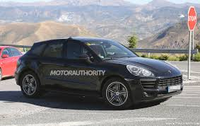 porsche macan 2013 2015 porsche macan specs revealed in leaked document