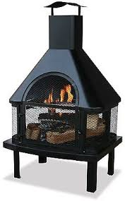 Fire Pit Pizza - chiminea outdoor cooking fire grill pizza oven fireplace firepit