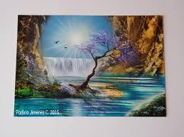 Spray Paint Artist - waterfall porfiriojimenez me