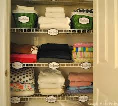 how to simplify and organize your linen closet simple made pretty