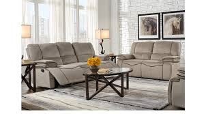 Livingroom Pc by 999 99 Alberta Trails Gray 3 Pc Living Room Classic
