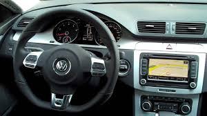 Volkswagen Cc 2014 Interior Volkswagen Passat Cc R Line Youtube