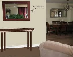 entrance table and mirror decoration hallway console table and mirror with entry wall mirror
