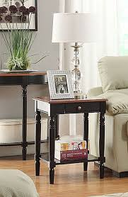 Country Coffee Tables by Amazon Com Convenience Concepts French Country End Table With