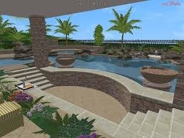 Lagoon Swimming Pool Designs by Swim Up Bar Designs Swim Up Bar Lagoon Pool Pools Pinterest