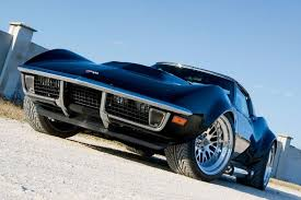 1972 stingray corvette value 1972 chevrolet corvette supercharged ls1 powered 72 stingray