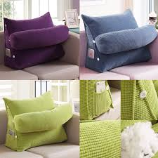 Back Support Pillow For Office Chair Sofa Bed Office Chair Cushion Adjustable Waist Neck Support Back