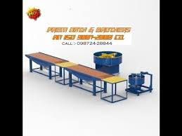 Rubber Bench Block Rubber Molds Paver Block Making Machinery Youtube