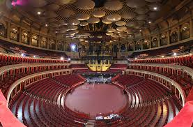 Royal Albert Hall Floor Plan by Step Forward At London U0027s Royal Albert Hall Em Acoustics Case