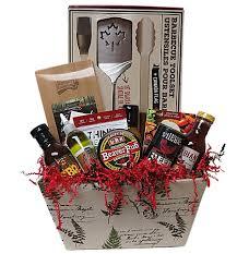 canadian gift baskets bbq bandit gift basket bbq gift basket canada canadian bbq gift