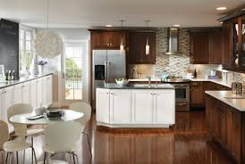 Slab Kitchen Cabinets by Trevino Slab Maple Kitchen Cabinets Detroit Mi Cabinets