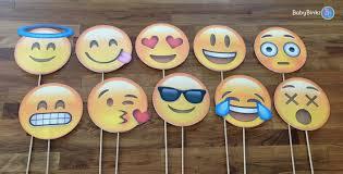 wedding wishes emoji photo props the emoji set 10 pieces party wedding