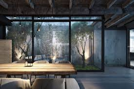 industrial house igor sirotov architects love this but it needs some cozy surfaces