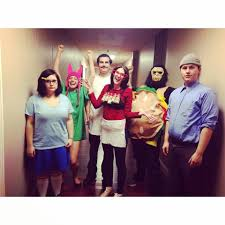 21 group halloween costumes that are just perfect u2013 pleated jeans