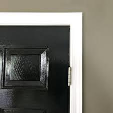 Black Interior Paint Black Interior Doors Images Doors Design Ideas